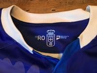 Classic Rugby Shirts | 2014 Real Oviedo Vintage Retro Old Jersey